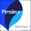 Pimsleur - Pimsleur German Level 1 Lessons 11-15: Learn to Speak and Understand German with Pimsleur Language Programs  artwork