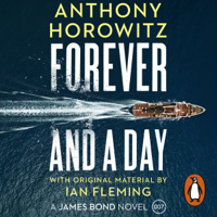 Anthony Horowitz - Forever and a Day artwork