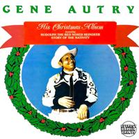Gene Autry - Frosty the Snowman artwork