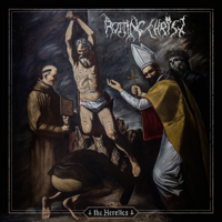 Rotting Christ - Heaven & Hell & Fire artwork