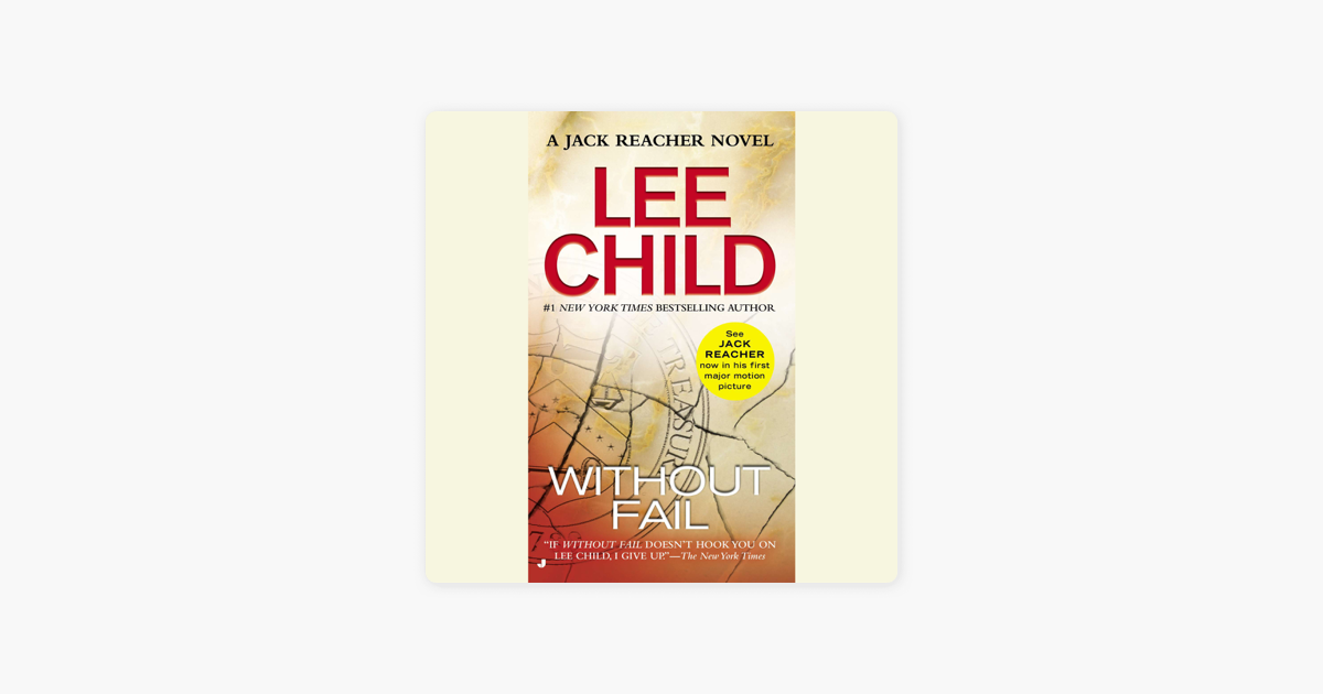 Without Fail (Unabridged) - Lee Child