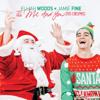 Elijah Woods x Jamie Fine - It's Me & You (This Christmas) artwork