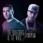 Te Quedas o Te Vas (feat. Nicky Jam) - Single