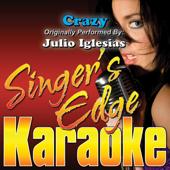 Crazy (Originally Performed By Julio Iglesias) [Instrumental]