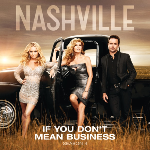 If You Don't Mean Business (feat. Jessy Schram) - Single