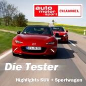 """auto motor und sport – Die Tester, Highlights SUV + Sportwagen"""" in ..."""