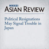 Political Resignations May Signal Trouble in Japan