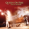 Queen - On Fire: Live At the Bowl artwork