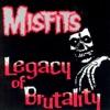 Legacy of Brutality ジャケット写真