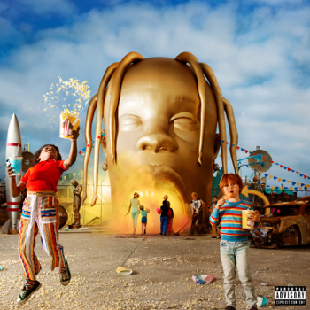 Travis Scott ASTROWORLD music review