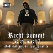 Recht kommt (K.O. in KA) [feat. Justice] - Single
