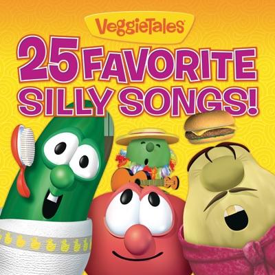 25 Favorite Silly Songs! - Veggie Tales