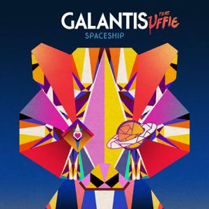 Galantis - Spaceship feat. Uffie