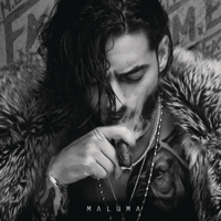 Maluma - F.A.M.E. artwork