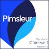 Pimsleur - Pimsleur Chinese (Mandarin) Level 1 Lessons  1-5  artwork