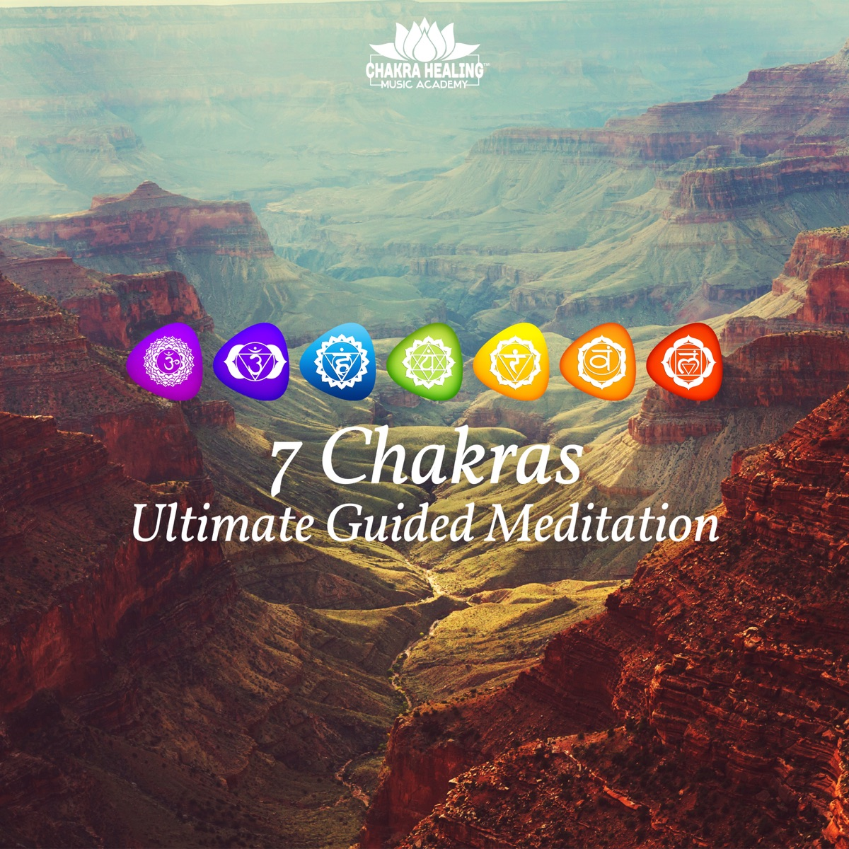 7 Chakras Ultimate Guided Meditation: Solfeggio Frequencies 576 Hz
