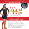 Chantel Ray - Waist Away: The Chantel Ray Way: The Inspirational Way to Lose Weight Through Intermittent Fasting (Unabridged) artwork