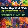 Map of Supernovas Vol. XI: Frequencies of Satellites
