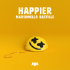 Marshmello & Bastille - Happier Grafik