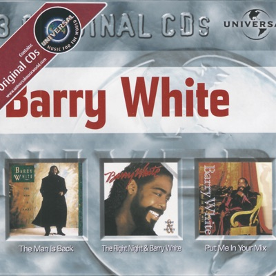 3 Cd Collection - Barry White