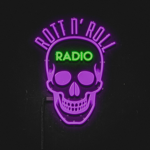 Cover image of Rott N'Roll Radio