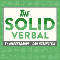 Podcast cover art for The Solid Verbal