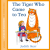 Judith Kerr - THE TIGER WHO CAME TO TEA artwork