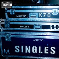 マルーン5 - Singles artwork