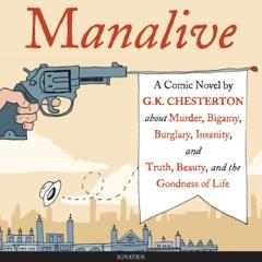 Manalive: A Novel (Unabridged)