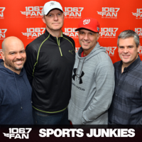 The Sports Junkies podcast