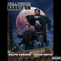 Podcast cover art for Hollywood Babble-On