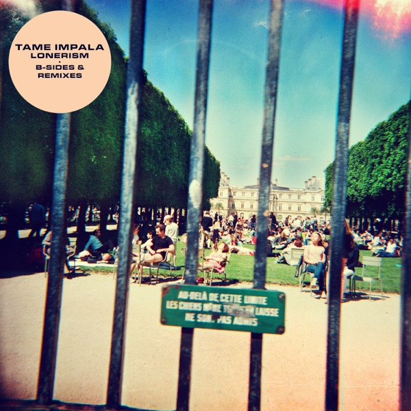 Lonerism B-Sides & Remixes - EP