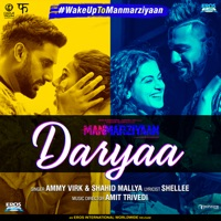 MANMARZIYAAN - Daryaa Chords and Lyrics