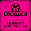 Verschiedene Interpreten - Kontor Top of the Clubs - The Ultimate House Collection Grafik