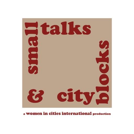 Cover image of small talks & city blocks