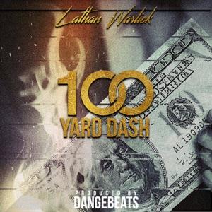 Lathan Warlick - 100 Yard Dash