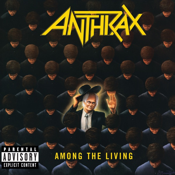 Anthrax mit I Am the Law