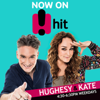 Hughesy & Kate Catchup - Hit Network - Dave Hughes and Kate Langbroek podcast