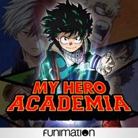 My Hero Academia, Uncut, Season 2, Pt. 1