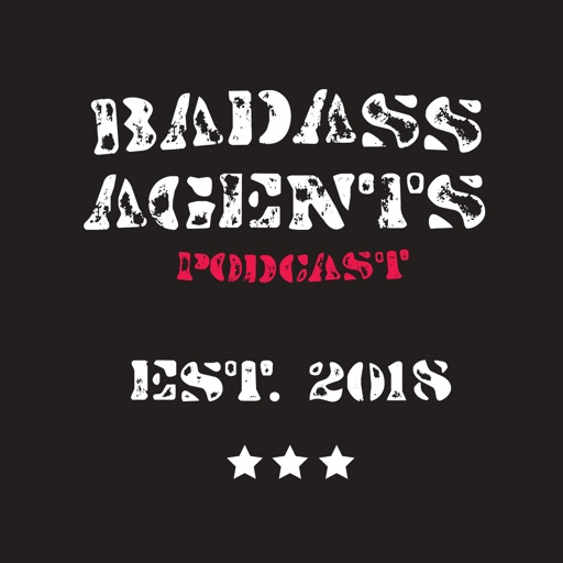 Cover image of Badass Agents Podcast
