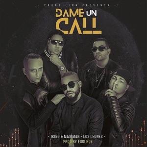 Dame un Call (feat. Los Leones, Jowel, Randy & Guelo Star) - Single Mp3 Download