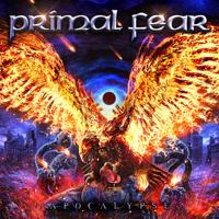 Primal Fear - Apocalypse artwork