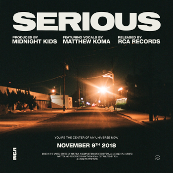 Midnight Kids & Matthew Koma Serious music review
