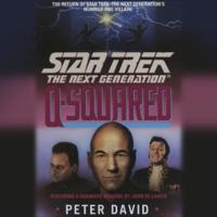 Peter David - Q-Squared artwork