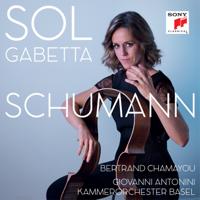 Sol Gabetta - Schumann artwork