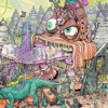 Furnace of Guts - EP ジャケット写真