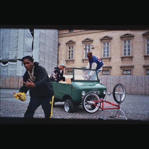Tyler, The Creator & A$AP Rocky - Potato Salad - Single