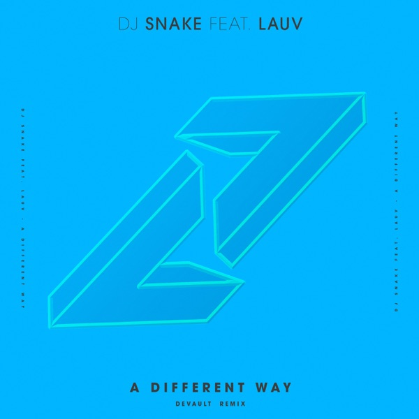A Different Way (feat. Lauv) [DEVAULT Remix] - Single