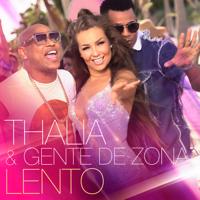 descargar bajar mp3 Thalía & Gente de Zona Lento