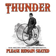 Please Remain Seated (Rerecorded Version) - Thunder